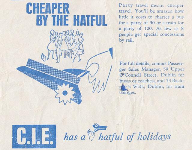 cie holidays 1961