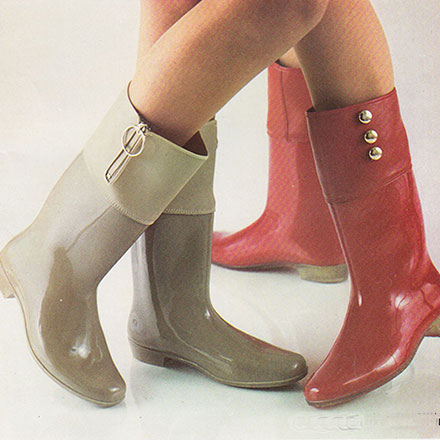 4 Irish adverts for Dunlop Footwear – early 1970s