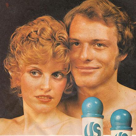 11 Deodorant Adverts from Irish Magazines 1968-72