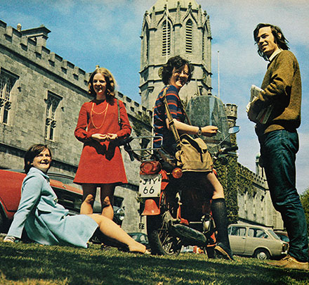 University College Galway – The Word, 1972