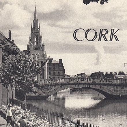 11 Photos of Cork by R.S. Magowan 1961