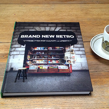 Brand New Retro - The Book