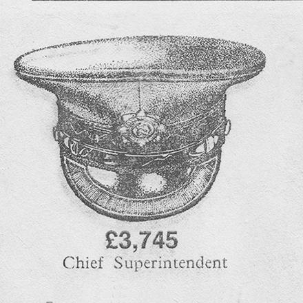 800 Careers in the Garda - Advert 1972