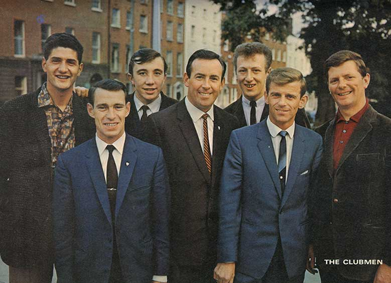 the clubmen showband 1966