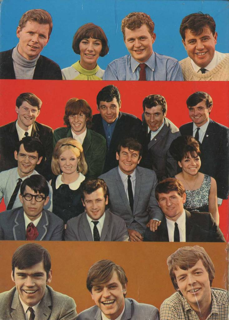 new spotlight annual 1968 back cover