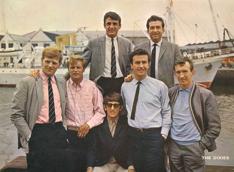 the dixies showband 1966