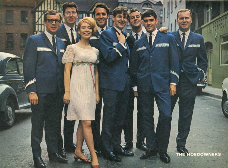 the hoedowners 1966