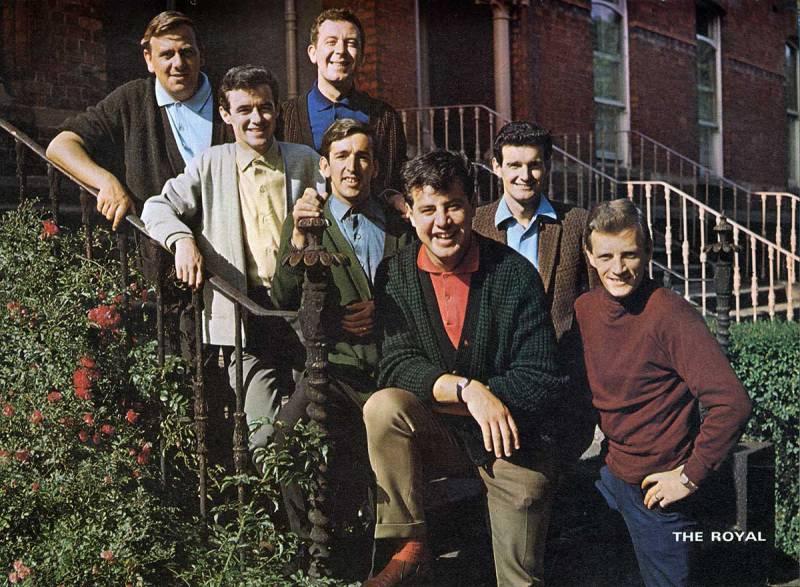 the royal showband 1966
