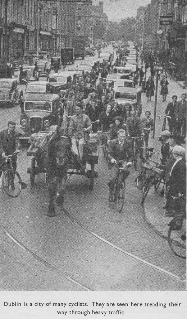 Dublin Dawson St corner 1948