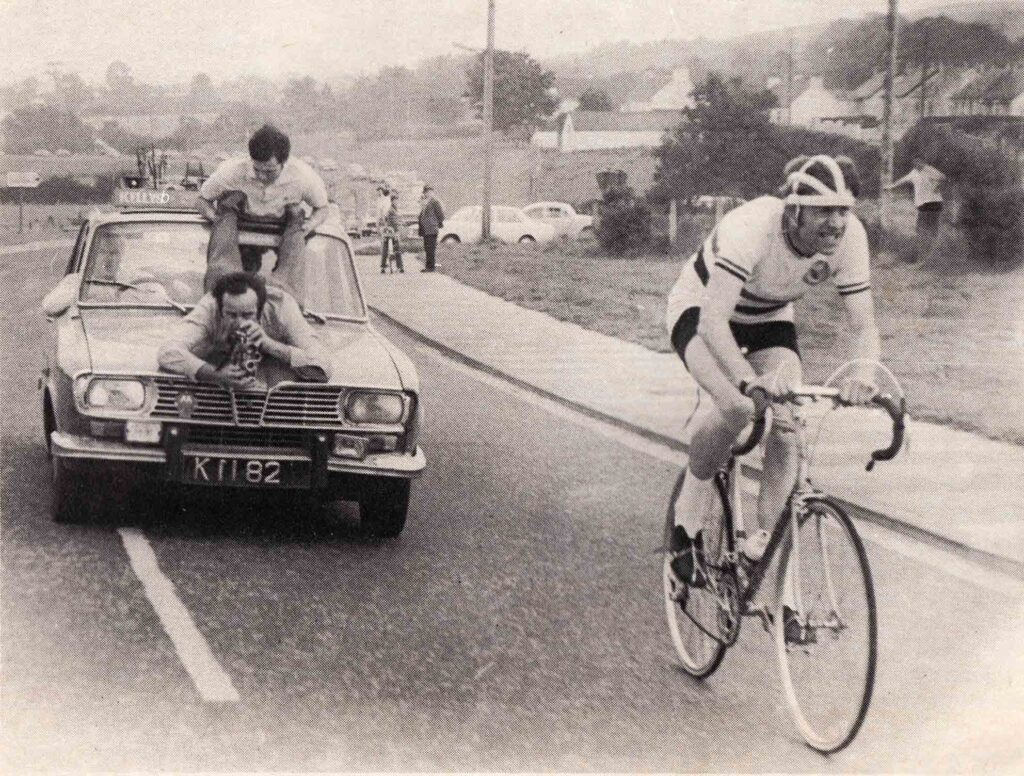 Tour of Ireland Cycle Rally, 1971