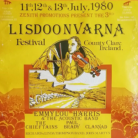 Lisdoonvarna Festival 1980 – Gate magazine.
