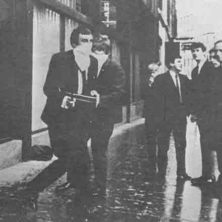 The Millionaires, Dublin 1967