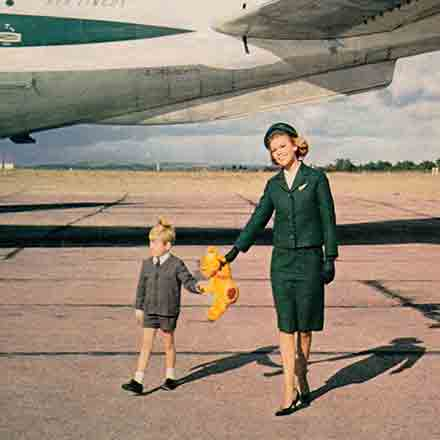 Aer Lingus, The Word 1967